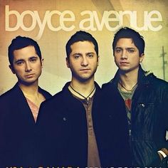 Because they're flawless. | 14 Reasons Why You Should Be Listening To Boyce Avenue