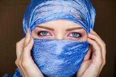 Blue eyes by Tetyana Moshchenko - Photo 43919764 / 500px