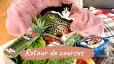 DES COURSES 100% FRUITS ET LÉGUMES - retour de courses et nettoyage Courses, Saturday Morning, Fruits And Vegetables, Cleaning