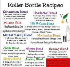 Once you dive into EO's roller bottles will be your best friend! I have them with me in my purse, in my vehicle, in many different rooms of the house. Makes for quick and easy application that even the kids can do on their own!