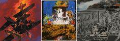 """Galleria Marcantoni, Pedaso FM  - """"Gli anni della passione""""  PAOLO BARATELLA - 20 febbraio > 10 marzo 2016  http://mpefm.com/modern-contemporary-art-press-release/italy-art-press-release/galleria-marcantoni-pedaso-fm-gli-anni-della-passione-paolo-baratella"""