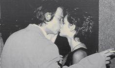 Winona and Johnny