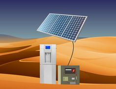 An Atmospheric Water Generator: All The Drinking Water You Need From Thin Air