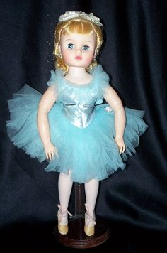 Vintage Madame Alexander ELISE Ballerina Doll