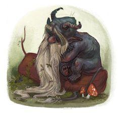 Domovoi (Fae)(Small)(Slavic)(Gentle Creature)