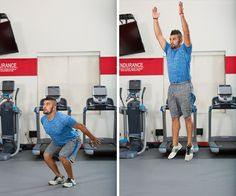 "Plyometrics are explosive exercises that increase speed, quickness and power. Most exercises include ""jumping,"" in which the muscles exert maximal effort and force in short bouts or intervals of time. These advanced plyometrics exercises offer three levels of difficulty, which can be incorporated, as appropriate, into a client's training program."