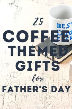 Father's day is approaching and it's always a good idea to give the gift of coffee, especially for coffee loving dads. Here are some gift ideas. Coffee Gifts, Gifts For Father, Birthdays, Dads, Gift Ideas, Anniversaries, Birthday, Fathers, Birth Day