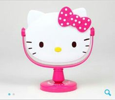 Hello Kitty Mirror ~