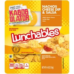 Nacho Chips, Chips And Salsa, Tortilla Chips, Lunch To Go, Food Items, Nachos, Dips, Snack Recipes, Tasty