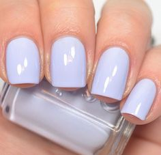 Essie - Virgin Snow (Virgin Snow 2015 Collection)