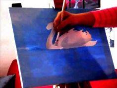 me painting swan