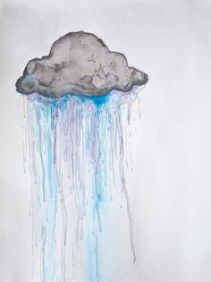 Raincloud Painting