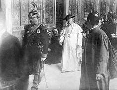 Pius X in a simar.