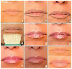 Full Lips Effect