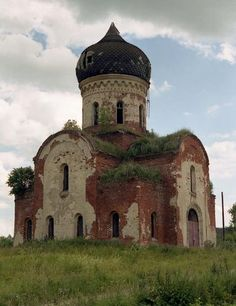 11777Благовещенская церковь в усадьбе Заборовка. 1911 г. Арх. М.Т.Преображенский