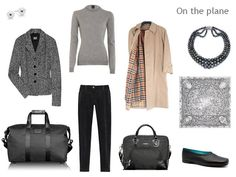 A Travel Capsule Wardrobe - Packing the Last-Minute Suitcase | The Vivienne Files