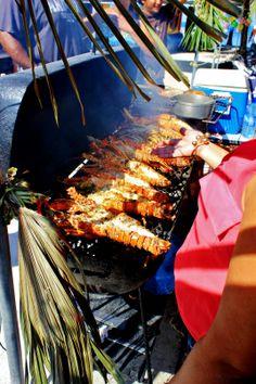 Caye Caulker; Lobster Fest 2013 (Belize)