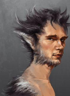 Werewolf by ~mamba80