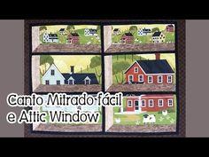 Patchwork Ao Vivo #67: canto mitrado e Attic Window - YouTube
