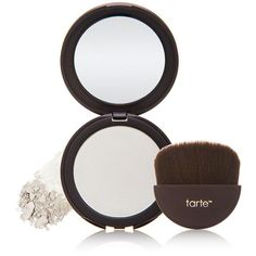 Tarte Cosmetics Tarte Cosmetics Smooth Operator Amazonian Clay Pressed... ($35) ❤ liked on Polyvore featuring beauty products, makeup, face makeup, tarte makeup, tarte and tarte cosmetics