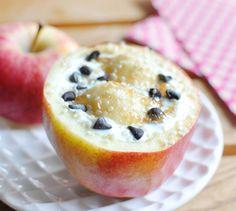 Petits paniers de pommes | Envie de bien manger http://www.enviedebienmanger.fr/