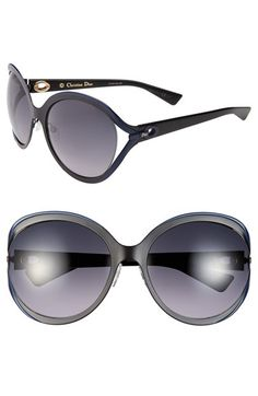 Christian Dior 61mm Sunglasses
