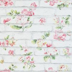 Coral Wallpaper, Shabby Chic Wallpaper, Feature Wallpaper, Brick Wallpaper, Wallpaper Samples, Wallpaper Roll, Wallpaper Paste, Embossed Wallpaper, Vinyl Wallpaper