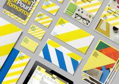 Identité visuelle, Édition, Communication événementielle, 2010-14, École nationale supérieure des Arts Décoratifs