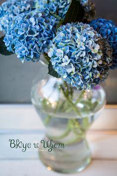 Цветочная мастерская вкус и цвет