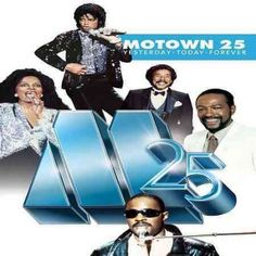 MOTOWN 25-YESTERDAY TODAY FOREVER (DVD)