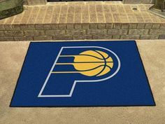 """NBA - Indiana Pacers All-Star Mat 33.75""""x42.5"""""""