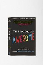 Sooo cute :) The Book Of Awesome By Neil Pasricha  #UrbanOutfitters