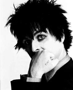 BILLY JOE ARMSTRONG \\ GREEN DAY