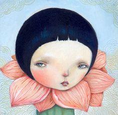 Dilkabear's Cactus Girl