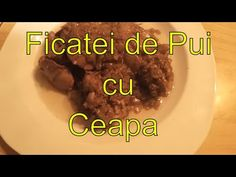 Chicken liver with simple onion, fast Toast, Beef, Youtube, Food, Meat, Essen, Meals, Youtubers, Yemek