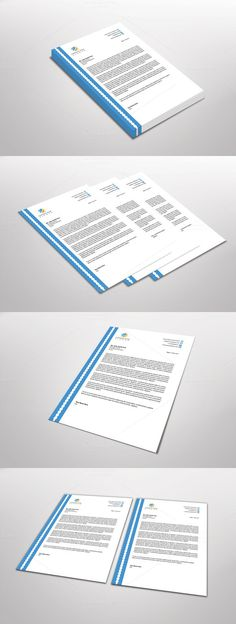 Modern media kit template Stationery Templates $1500 To Design