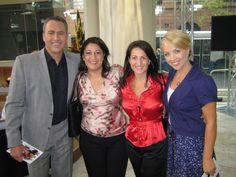 CEO Samea Maakrun and the Sunrise team