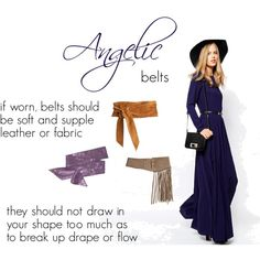 Angelic belts by expressingyourtruth on Polyvore featuring Lost Ink and Bergè