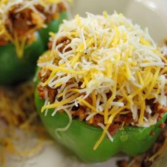 These are the best stuffed bell peppers ever. Savory ground beef, nutty Royal Blend rice and tangy tomato paste. Great family meal!