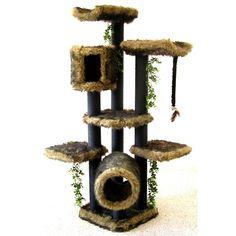 nice cat tower