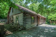 Rustic River Road Home Just Sold!