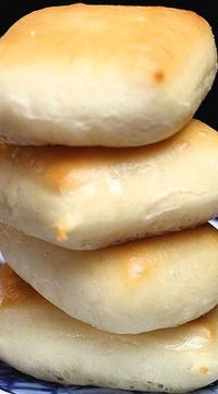 Better Than Texas Roadhouse Rolls ~ Fluffy, buttery, tender dinner rolls...I have a hard time believing this, but worth a try!