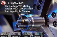 @beta_maskin:  The leading #CNC Milling #Machinery #Supplier in #Norway