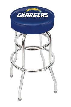 San Diego Chargers Bar Stool
