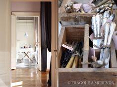 Nella mia piccola cucina: mai senza vecchie posate scompagnate (un pensiero, e la cucina, di Sabrine, FRAGOLE A MERENDA)