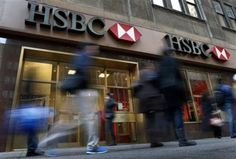 HSBC British Bank:  Drug Money Colombian/Mexican, Iraqi Taliban and Libya  Laundering! JPMorgan Chase and HSBC Trading Commodities Partners! Federal Reserve Associates!