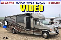 New 2013 Coachmen Concord 300TS W/3 Slides - Class C RV for Sale For Sale by Motor Home Specialist available in Alvarado, Texas