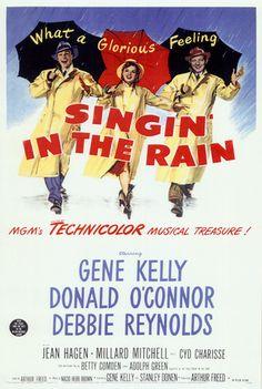 Singin' In The Rain Poster at AllPosters.com