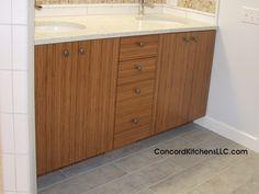 Bamboo Bathroom Vanity Manchester Nh Ma Ct Ri Custom Countertops Boston Home Furniture Garden Supplies Hudson Hi Macs Colors