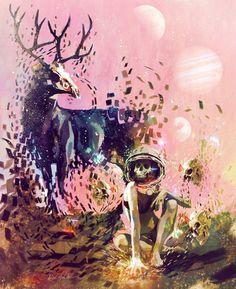 I love universe ~ Javier Gonzalez Pacheco